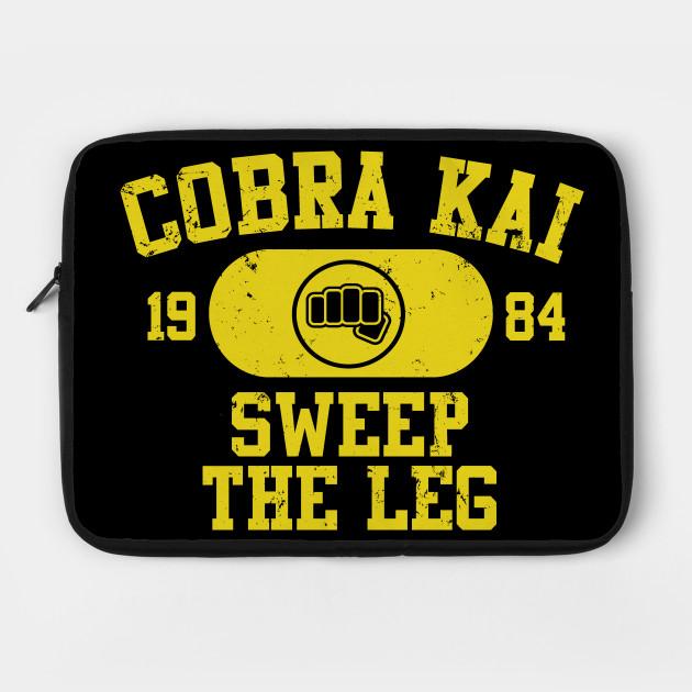 Cobra Kai Vintage tee (fist)