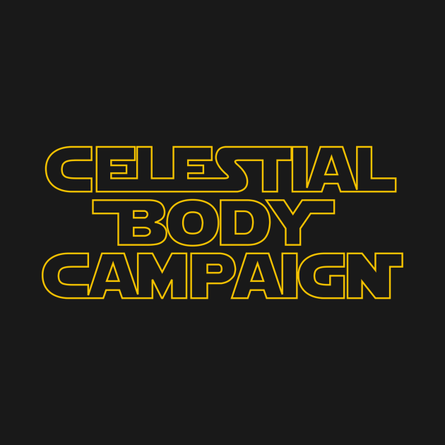 Celestial Body Campaign (Star Wars)