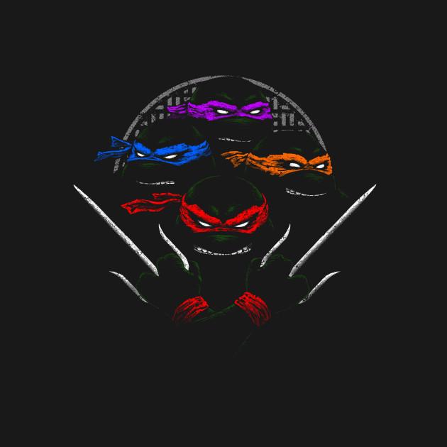 Teenage Mutant Ninja Brothers