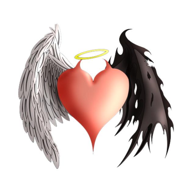 Картинки с сердечками и надписями и ангелами, бумаги своими руками