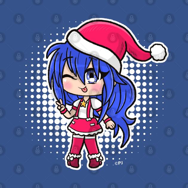 Funneh Christmas Gacha Girl