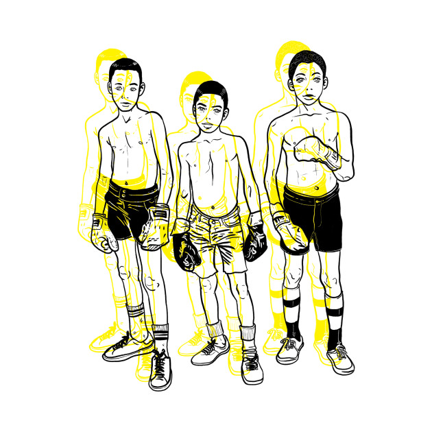 Tiny Boxers