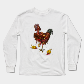 c64b4923 Hen Long Sleeve T-Shirts | TeePublic