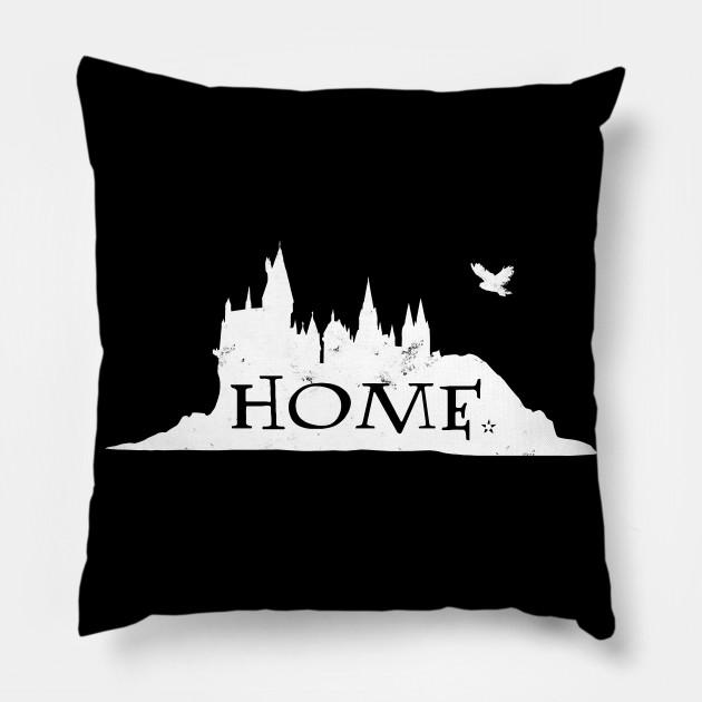 Hogwarts Is Home (White)