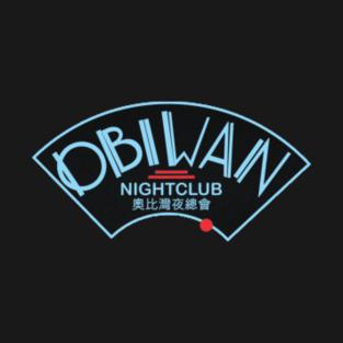 Club Obi-wan t-shirts