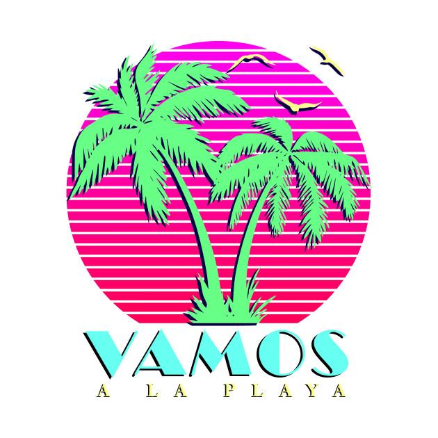 Vampos A La Playa