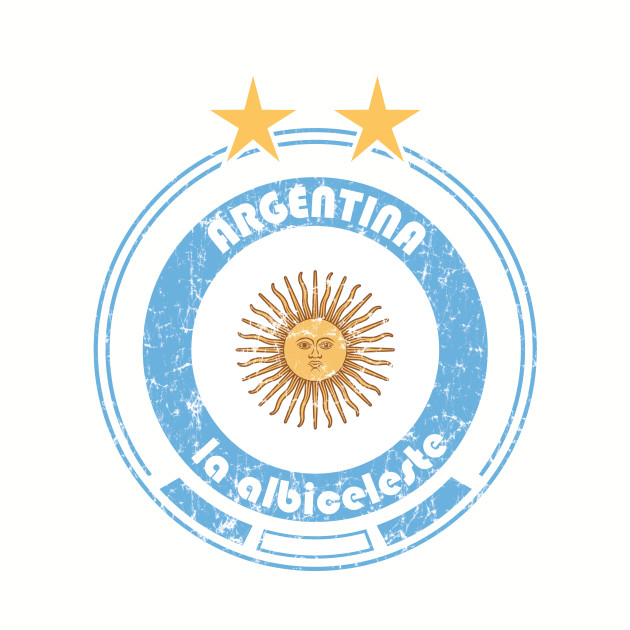 World Cup Football 5/8 - Team Argentina