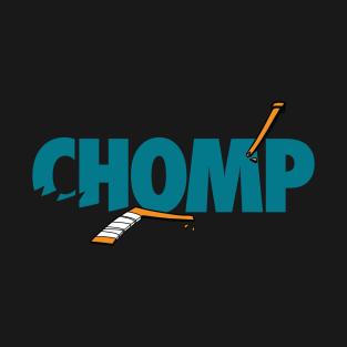 Chomp t-shirts