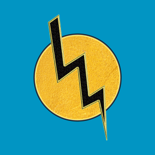 2402553e25fe53 Lightning Bolt T-Shirts | TeePublic