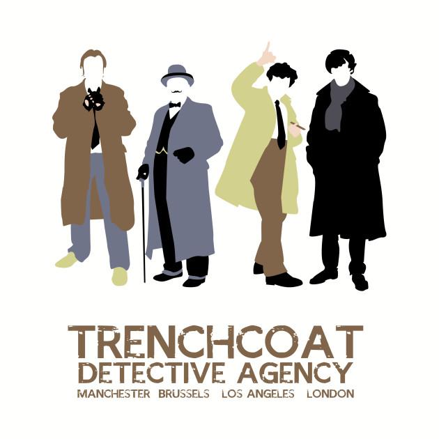 Trenchcoat Detective Agency