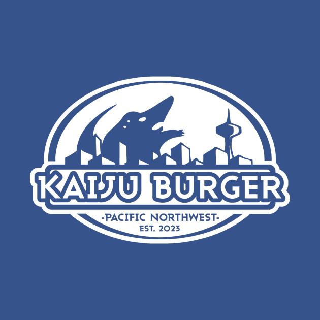 Kaiju Burger Restaurant Souvenir Tee