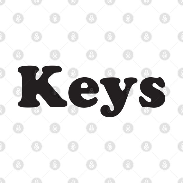 "Black ""Keys"""