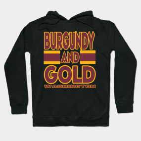 30c01676e DC LYFE Burgundy and Gold Washington DC True Football Colors! Hoodie. by  OffesniveLine.  39. Main Tag Washington Redskins Hoodies