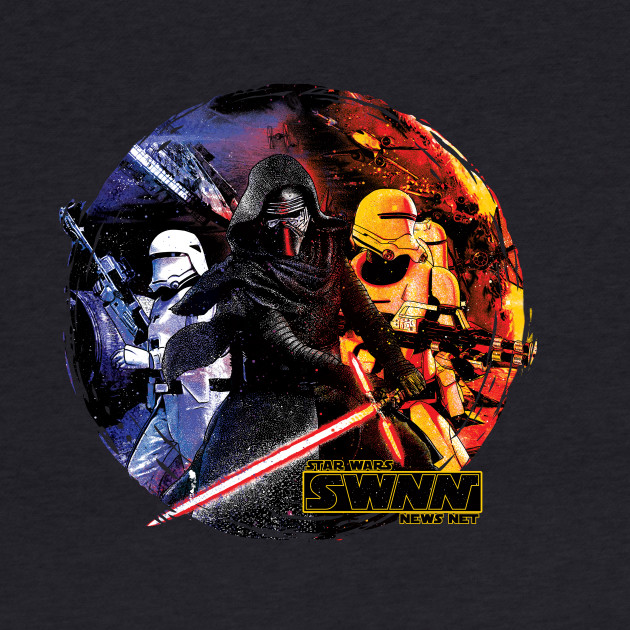 SWNN: Kylo Ren and Troopers