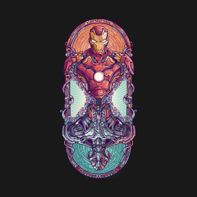 Iron Vs. Ultron