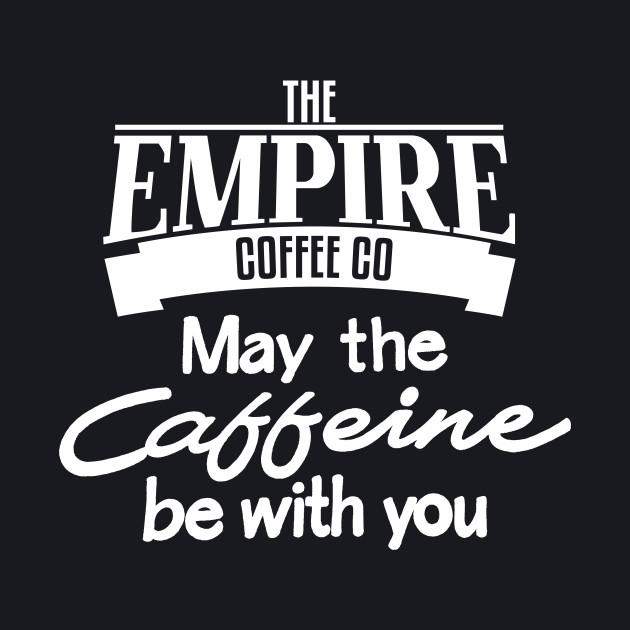 May the caffeine be with you