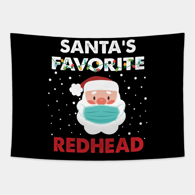 redhead christmas gift