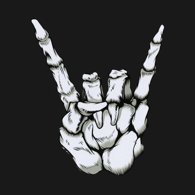 Skeleton Rock - Full Body