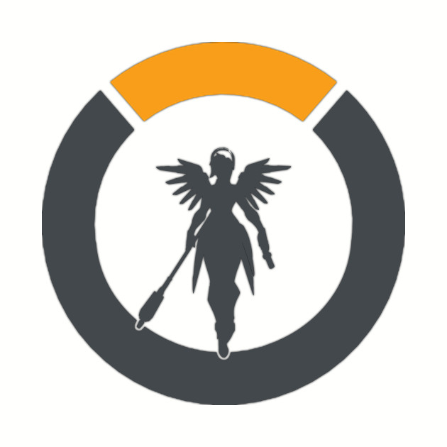 Overwatch Mercy Logo
