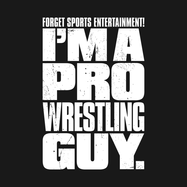 Pro Wrestling Guy