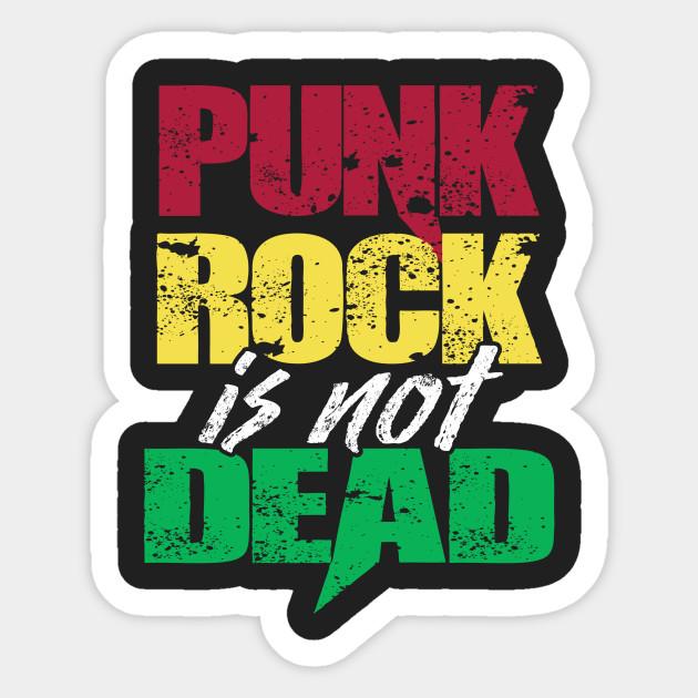 Punk Rock is not dead 80s 90s Music