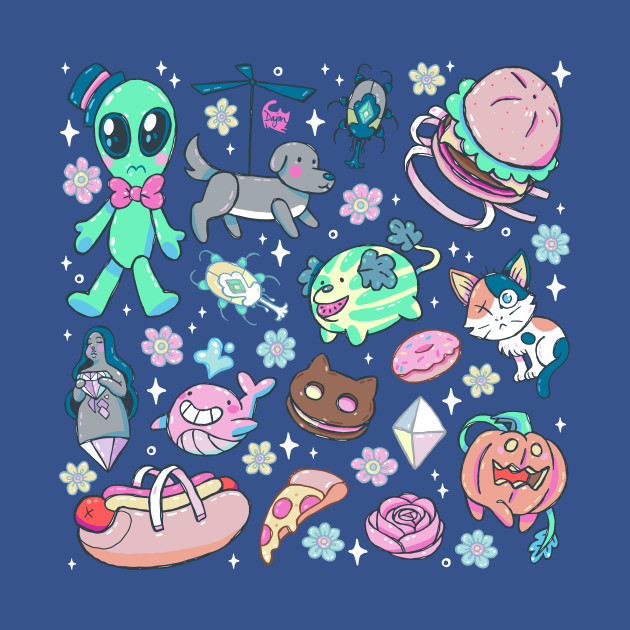 Steven Universe Stuff, Things, and Cuties