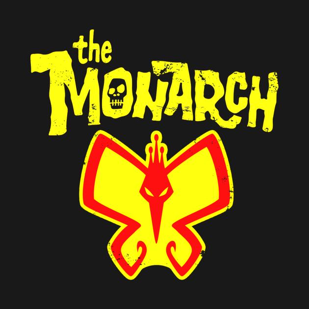 Monarch Logo (For Dark Shirts)
