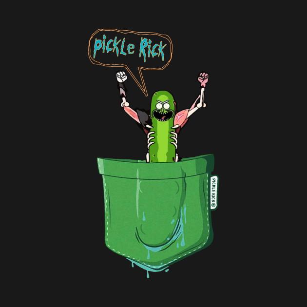 pickle rick pocket 3