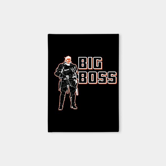 Metal Gear Solid Big Boss