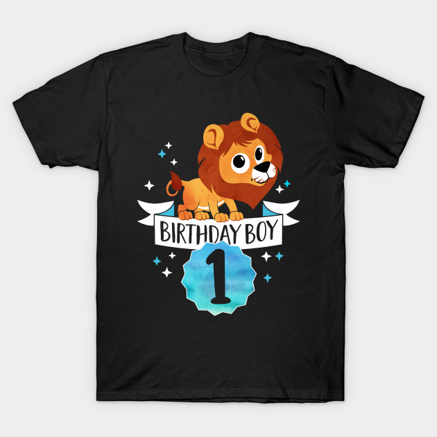 Birthday Boy Lion