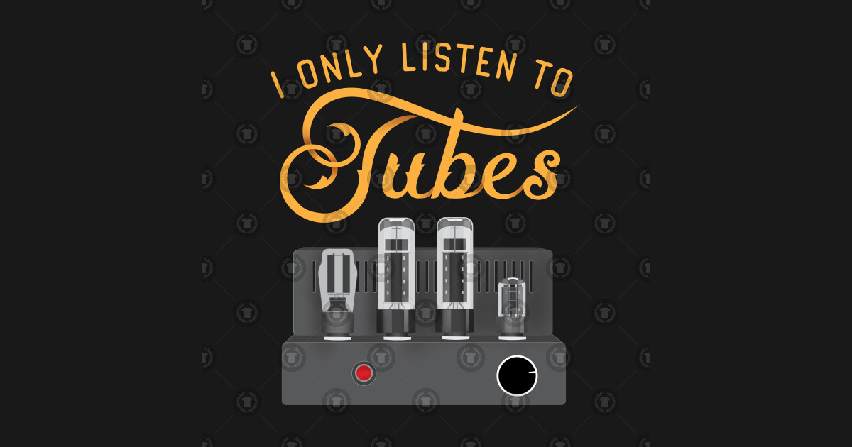 I Only Listen To Tubes by javaneka