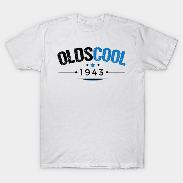 75th Birthday Gift Idea T Shirt