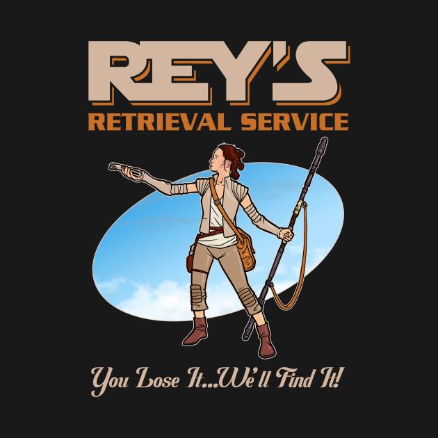 Rey's Retrieval Service