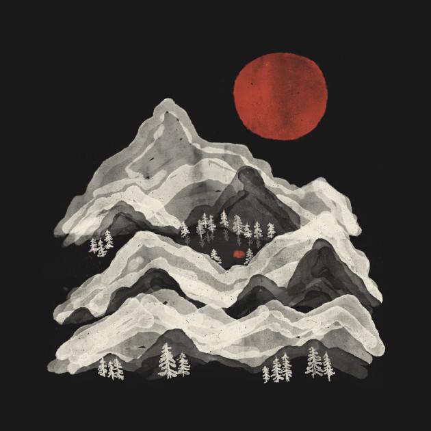 Moon Lake...