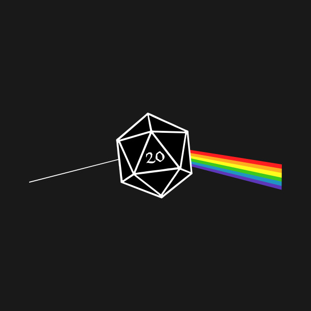 Dungeons And Dragons D20 Win Pink Floyd