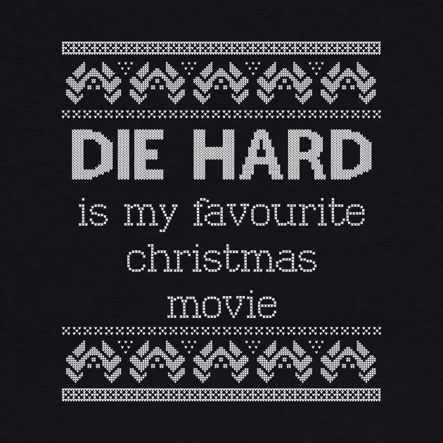 'Die Hard is my favourite Christmas movie' - Ugly Christmas