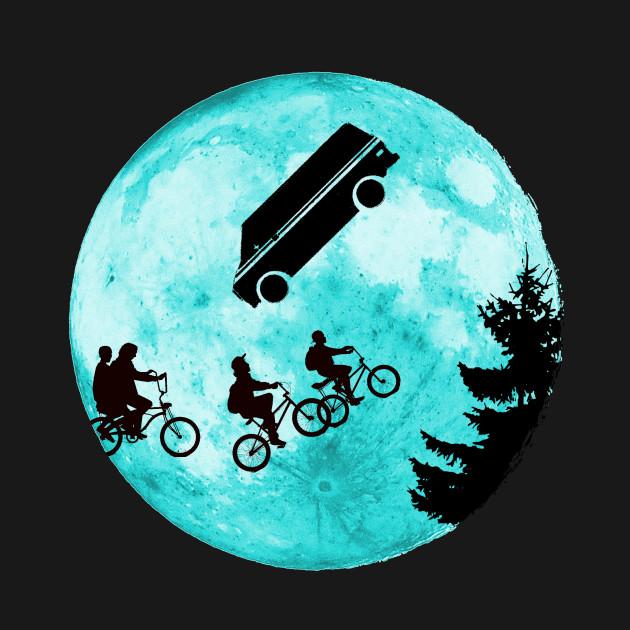 E.T.? No, Stranger Things