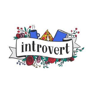 Introvert t-shirts