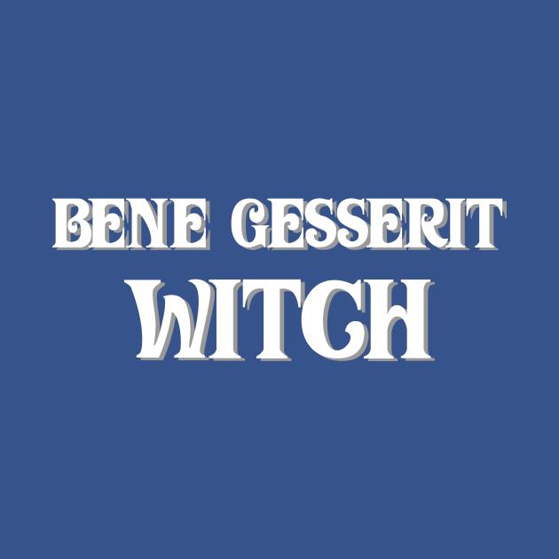 Bene Gesserit Witch