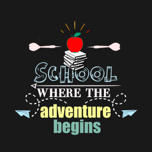 First Day Of School For Teachers T-Shirts | TeePublic