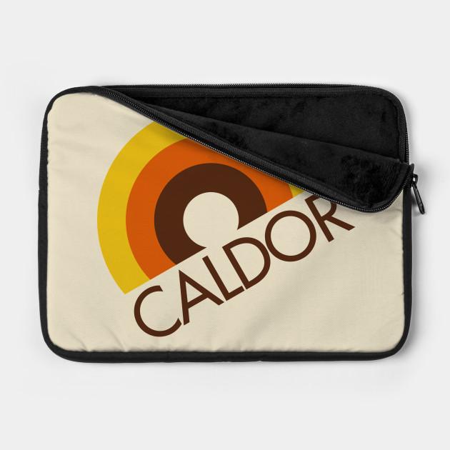 CALDOR Department Store Rainbow Logo