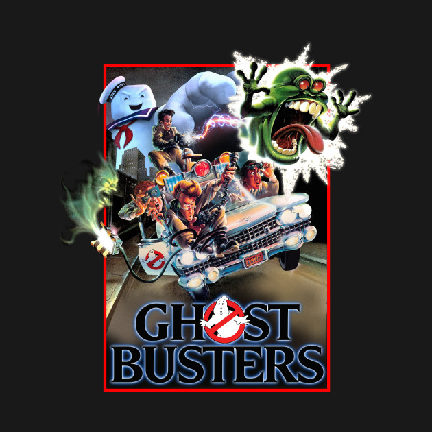 Real Ghostbusters V2