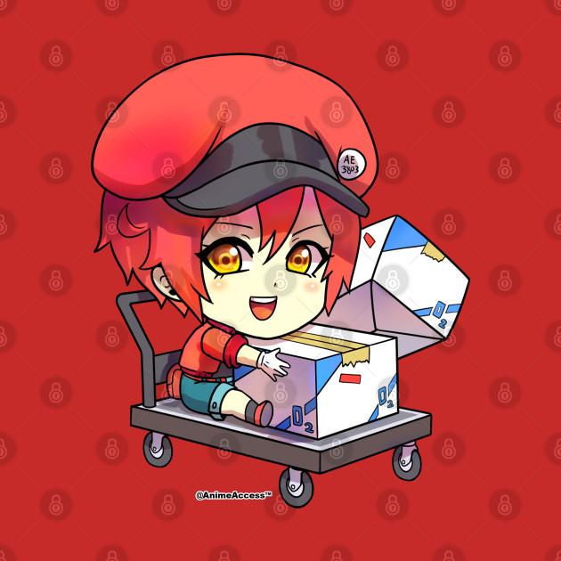Hataraku Saibou: Cells at Work - Red Blood Cell