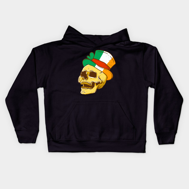 Irish Skull Flag