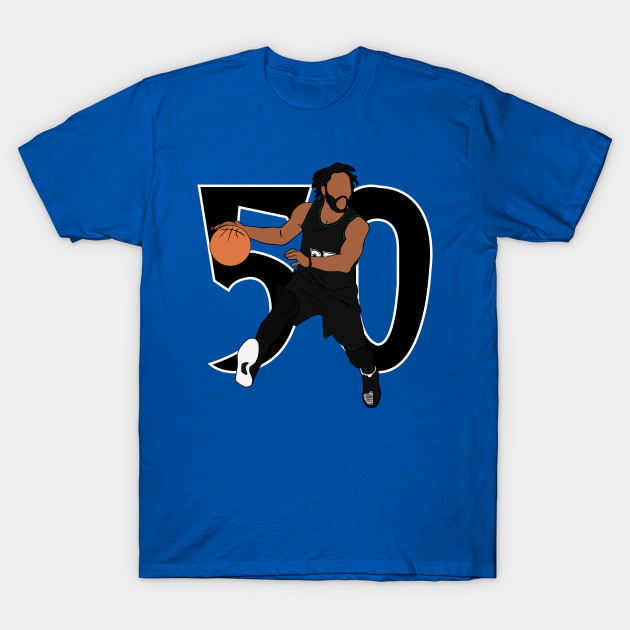 0bfca8e30266 Derrick Rose 50 - Derrick Rose - T-Shirt