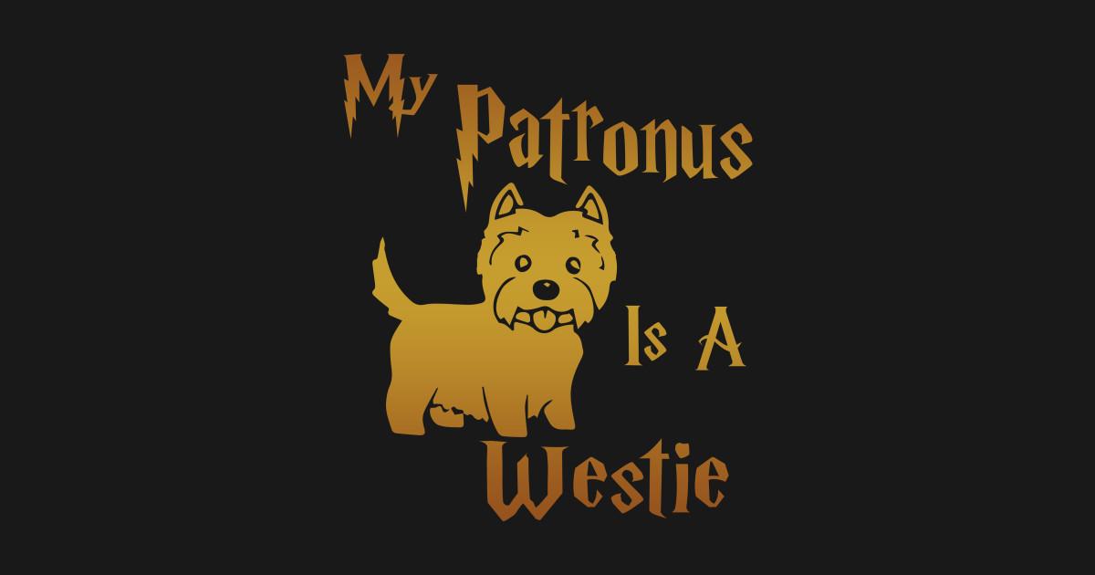 Image result for west highland terrier patronus