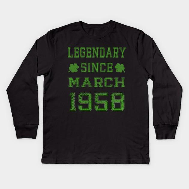 Legendary Since March 1968