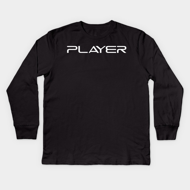 Player Playstation 4 shirt