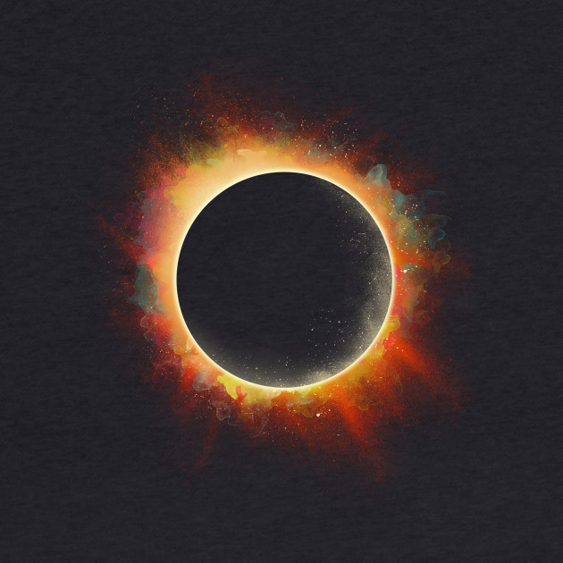 Color of Eclipse