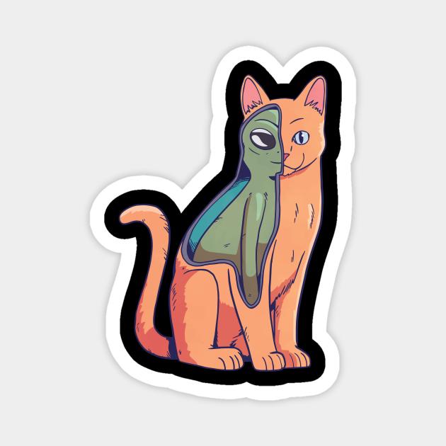 Cat Alien Gift Ideas